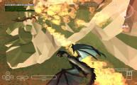 Dragon World: Dragons Fighting Spitting Fire