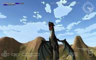 Dragon World: Gameplay Dragon Flying