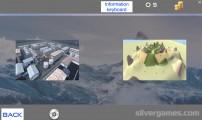 Drone Simulator: Landscape Selection