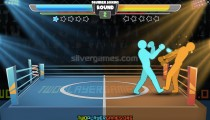 Drunken Boxing: Gameplay Battle Duell Boxing