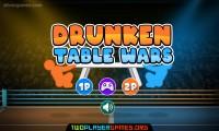 Drunken Table Wars: Menu