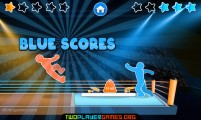 Drunken Table Wars: Gameplay 2 Player Duell
