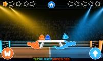 Drunken Table Wars: Gameplay Duell Pulling