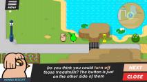 Duck Life: Adventure: Gameplay Ducks Talking