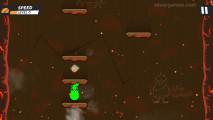 Duck Life: Adventure: Green Duck Jumping Hell