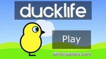 Duck Life: Menu
