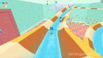 Duckpark.io: Gameplay Duck Race