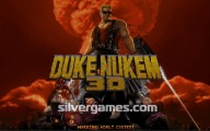 Duke Nukem 3D: Menu