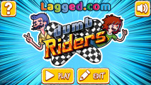 Dumb Riders: Menu