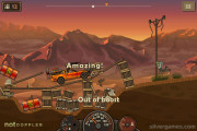 Earn To Die 2012: Distance Game
