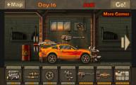 Earn To Die 2012: Upgrade Garage