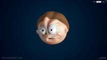 Elastic Man: Funny Faces