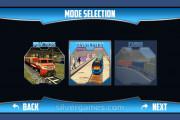 Electric Train Simulator: Mode Selection