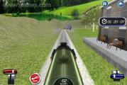 Electric Train Simulator: Passenger Train Driving