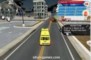 Emergency Ambulance Simulator: Driving