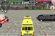 Emergency Ambulance Simulator: Simulator