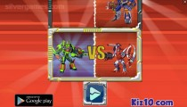 Epic Robot Tournament: Robot Vs Robot
