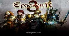 Epic War 5: Menu
