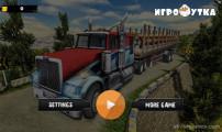 Euro Truck Driver Simulator: Menu