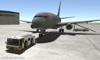 Evo F3: Aircraft Tug