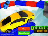 Extreme Car Stunts 3D: Menu