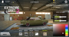 Extreme Drift 2: Gameplay Customize Car