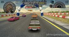 Extreme Drift 2: Gameplay Race Start