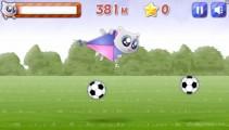 Extreme Kitten: Kitten Flying Gameplay