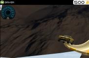 Extreme Sky Racing: Stunt Jumping Car