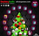 Factory Balls - Christmas Edition: Gameplay