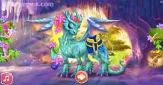 Fairytale Dragon: Dragon Dress Up