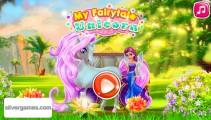 Fairytale Unicorn: Menu