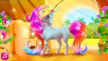 Fairytale Unicorn: Unicorn Styling