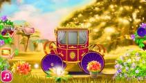 Fairytale Unicorn: Carriage Princess