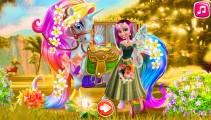 Fairytale Unicorn: Unicorn Princess Gameplay