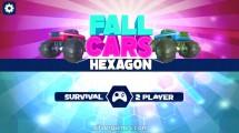 Fall Cars: Menu