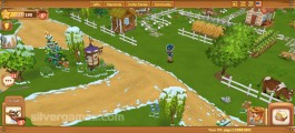Family Relics: Gameplay Farm Organisation