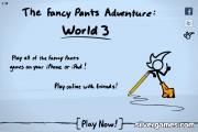 Fancy Pants 3: Adventure Game