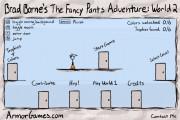 Fancy Pants Adventure 2: Menu
