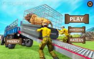Farm Animal Transport: Menu