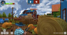 Farm Clash 3D: Gameplay Western Shooting