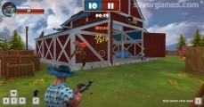 Farm Clash 3D: Aiming Shooting Multiplayer