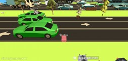 FarmRun.io: Crossing Street Race