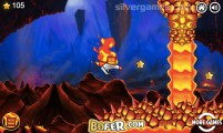 Fire And Water Geometry Dash: Gameplay Fire Water One Button