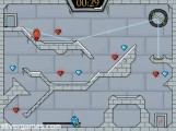 Fireboy & Watergirl 3: The Ice Temple: Gameplay