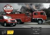 Firefighters Truck 2: Menu
