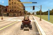 Fireman Simulator: Gameplay Fire Truck