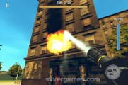 Fireman Simulator: Gameplay Extinguishing Fire