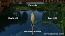 Fishing Simulator: Caught Fish Tench