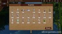 Fishing Simulator: Lures Fish Gameplay